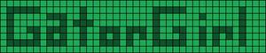 Alpha pattern #3218