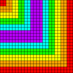 Alpha pattern #3222