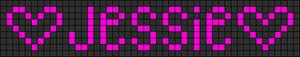Alpha pattern #3223