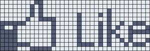 Alpha pattern #3248