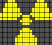 Alpha Friendship Bracelet Pattern #3249