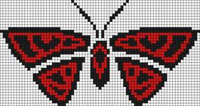Alpha pattern #3250