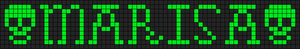 Alpha pattern #3252