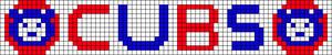 Alpha pattern #3257