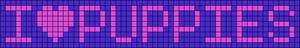 Alpha pattern #3258