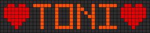 Alpha pattern #3259