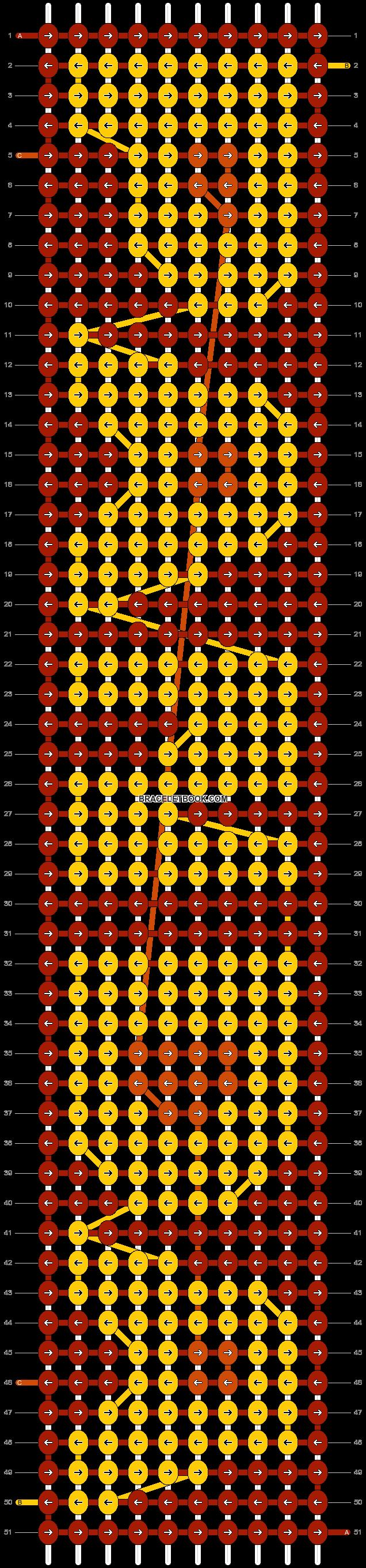 Alpha pattern #3263 pattern