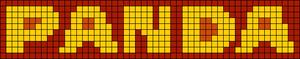 Alpha pattern #3263