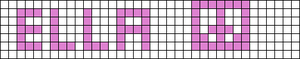 Alpha pattern #3266