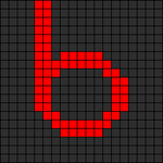 Alpha pattern #3268