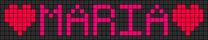 Alpha pattern #3281
