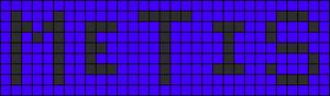 Alpha pattern #3287