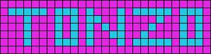 Alpha pattern #3288