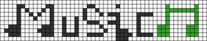 Alpha pattern #3290
