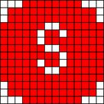 Alpha pattern #3292