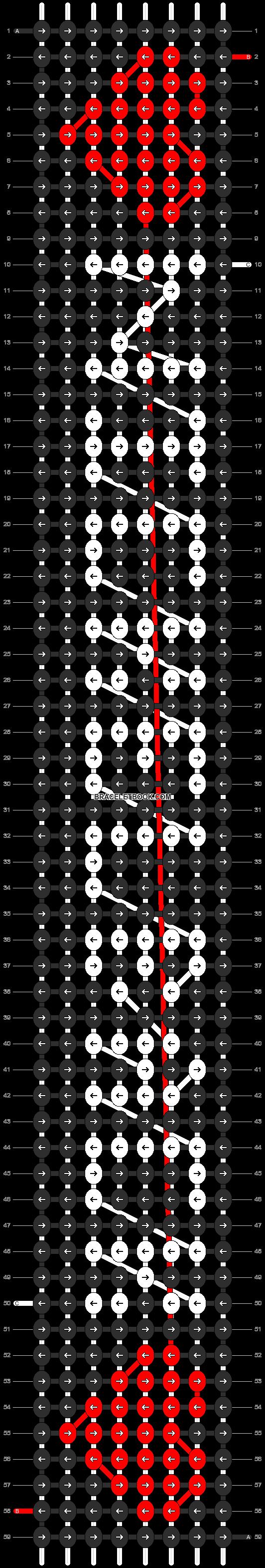 Alpha pattern #3299 pattern