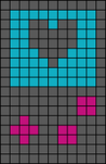 Alpha pattern #3304