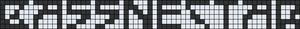 Alpha pattern #3307