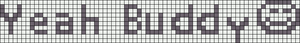 Alpha pattern #3309