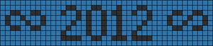 Alpha pattern #3313