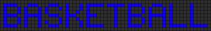 Alpha pattern #3314