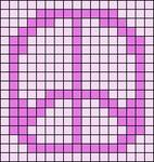 Alpha pattern #3319