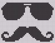 Alpha pattern #3329