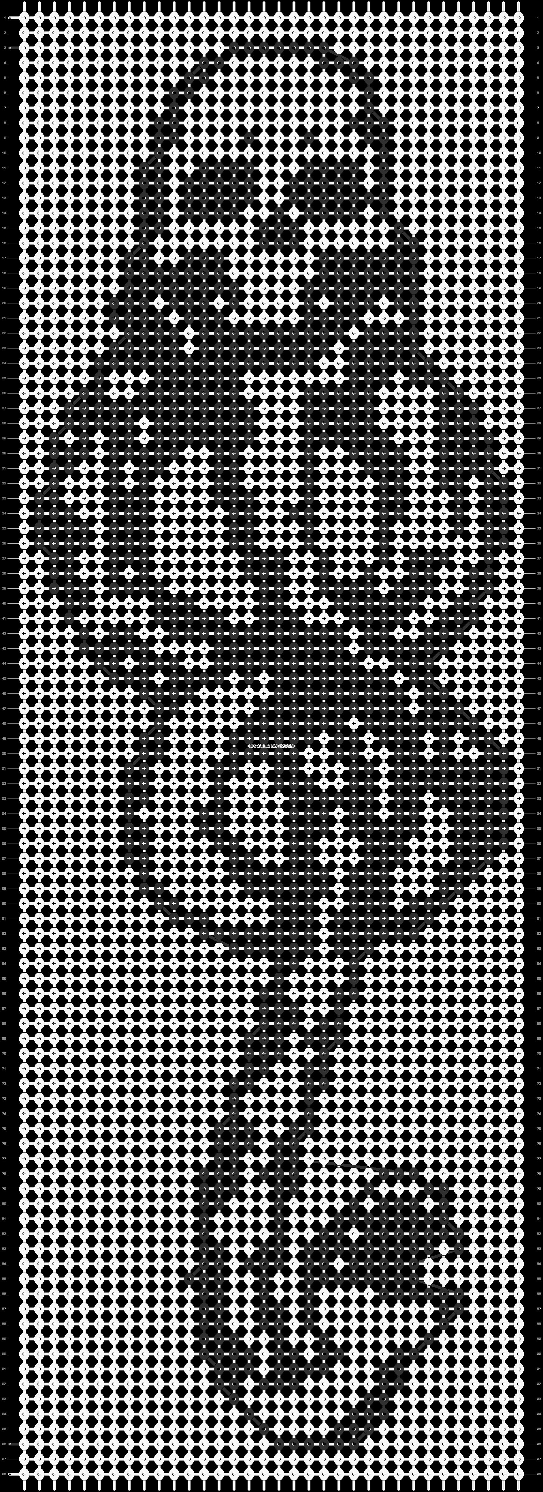 Alpha Pattern #3335 added by mudblood