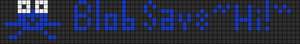 Alpha pattern #3338