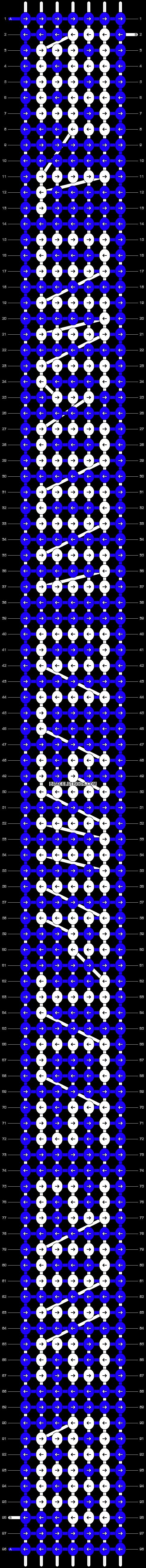 Alpha pattern #3339 pattern