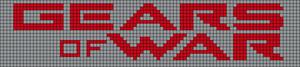 Alpha pattern #3343