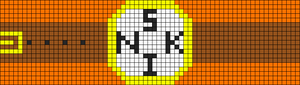 Alpha pattern #3345