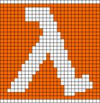 Alpha pattern #3351