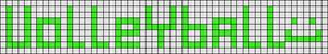 Alpha pattern #3358