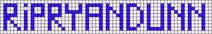 Alpha pattern #3364