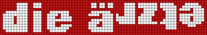 Alpha pattern #3370