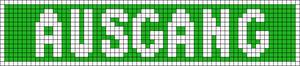 Alpha pattern #3373