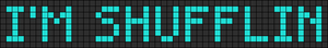 Alpha pattern #3375