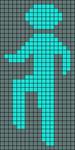 Alpha pattern #3376