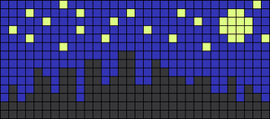 Alpha pattern #3378