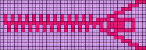 Alpha pattern #3381