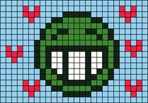 Alpha pattern #3385