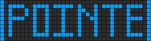 Alpha pattern #3387