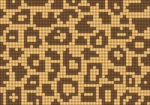 Alpha pattern #3389