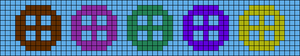 Alpha pattern #3391