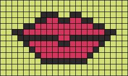 Alpha pattern #3395
