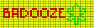 Alpha pattern #3398
