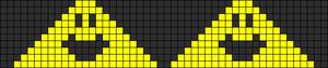 Alpha pattern #3400