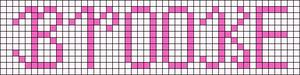 Alpha pattern #3401
