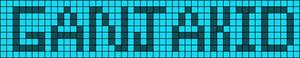 Alpha pattern #3410